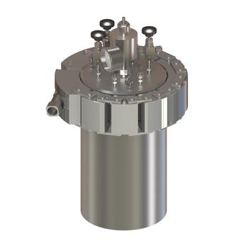 High pressure reactor RVD-3-5000