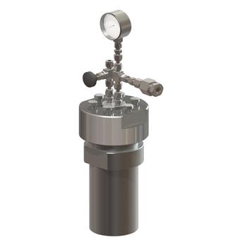 Hastelloy pressure reactor 200 bar